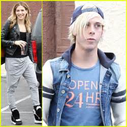 Rumer Willis Offers Fashion Advice God Help Us All by Rydel Lynch Expects Riker To Get A Score