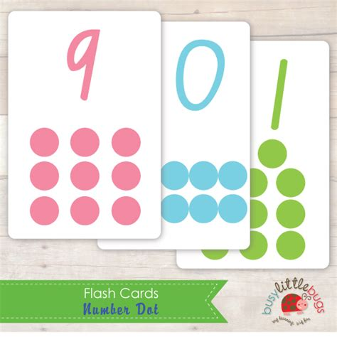 printable number cards with dots 5 best images of printable number cards 1 20 number