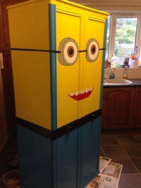 Yellow Minion Bedroom 9 Ideas To Decorate Your Children S Room With The Theme Of