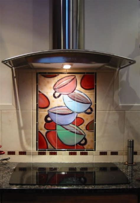 ceramic tile murals for kitchen backsplash exles of kitchen backsplashes kitchen tile murals