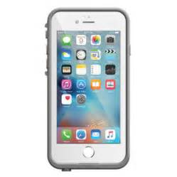 Lifeproof Fre Khusus Iphone 6s lifeproof fre iphone 6s waterproof avalanche white
