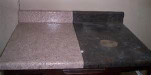 Bar Top Glaze by Fiber Glaze Before After Refinishing Gallery For Countertops