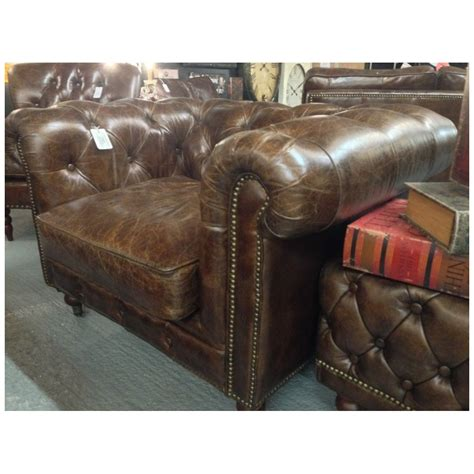 leather chesterfield armchair find vintage leather chesterfield buy distressed armchair