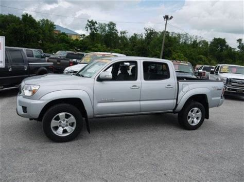 2012 Toyota Tacoma Prerunner Buy Used 2012 Toyota Tacoma Prerunner In 3455 South
