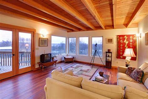 interni casa in legno costruzione in legno a brescia
