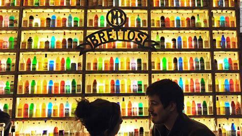 top 10 bars in the us america s most popular liquor brands