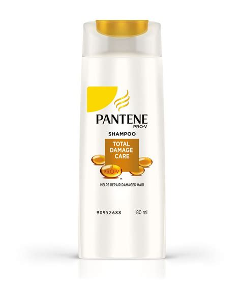 Sho Pantene Total Damage Care pantene total damage care shoo 80 ml buy pantene total damage care shoo 80 ml at best