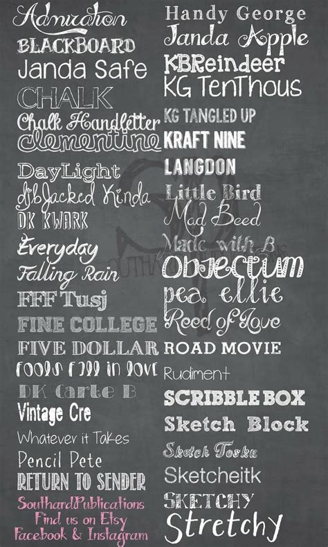 chalk lettering 101 an introduction to chalkboard lettering illustration design and more books 25 best ideas about chalkboard fonts on