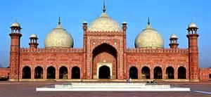 architectural wonder the badshahi mosque