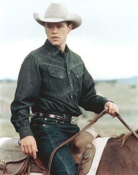 cowboy film horse hot cowboys hot cowboy matt damon in all the pretty