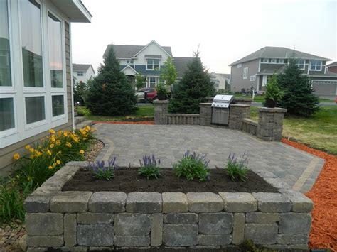 Exterior Patio Exterior Awesome Brick Grey Patio Paver For Garden