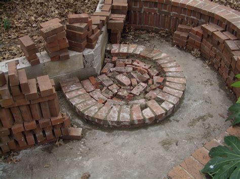 Projects Of Zack Booth Simpson Fire Pit Day 1 Brick Firepits