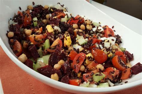 come si cucina il riso venere insalata di riso venere cotto e mangiato
