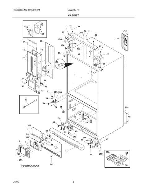 electrolux fridge wiring diagram wiring diagram and