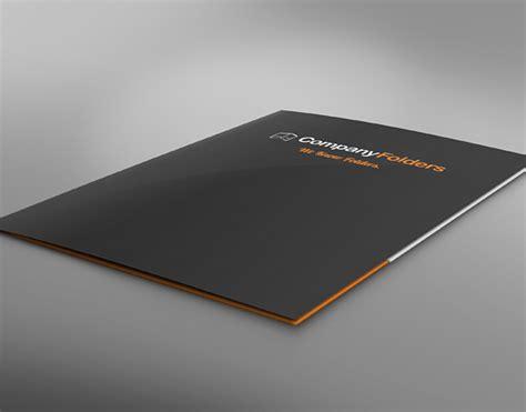 93 Best Folder Mockups Die Line And Design Templates A4 Folder Template Psd