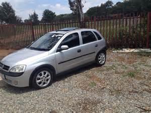 Opel Corsa 1 7 Cdti Archive 2006 Opel Corsa 1 7 Cdti Sport Johannesburg