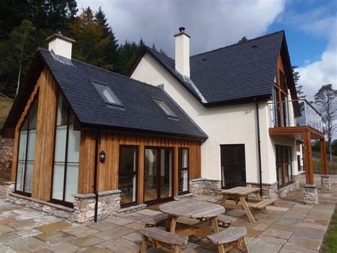 G. Hadfield house Gairlochy   dkelly designdkelly design