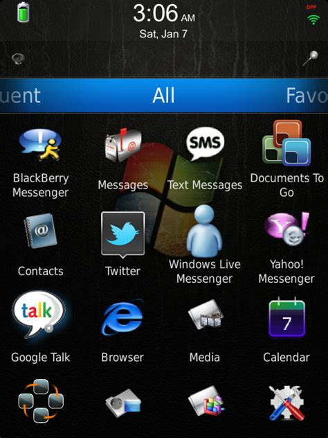 themes for blackberry 9800 winberry 7 theme torch 9810 os 7 0 7 1