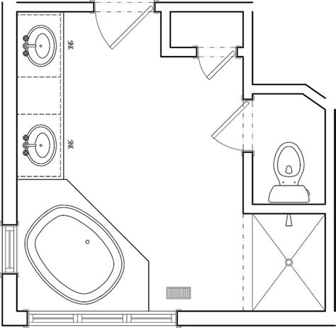 master bathroom plans master bath before floor plan flickr photo sharing