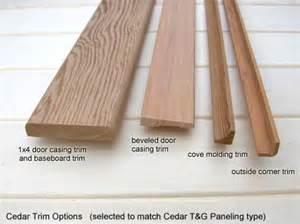 Decorating around wood trim reanimators