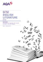 libro new gcse english literature aqa subjects english gcse