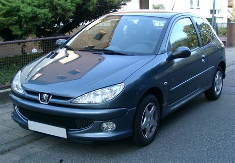 peugeot 206 modifications peugeot 206 history of model photo gallery and list of