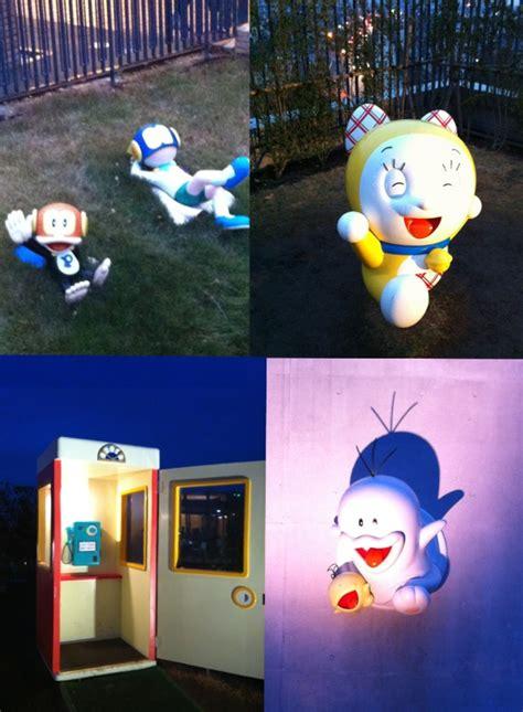 Figure Doraemon Asli Dari Museum Fujiko Fujio doraemon