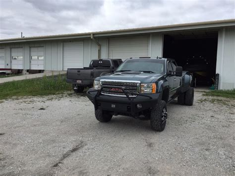 gmc wheels for sale 2011 gmc 3500 denali hd lifted dually for sale