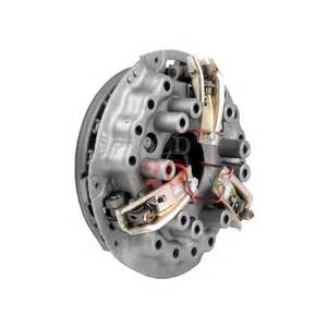 Ford Dual Clutch Transmission Dual Clutch Cover Assembly Ford Tractors