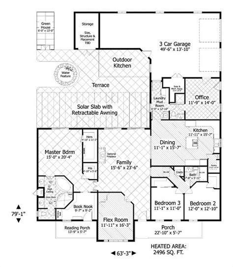 home design business plan the forest glade 3090 3 bedrooms and 2 baths the house designers