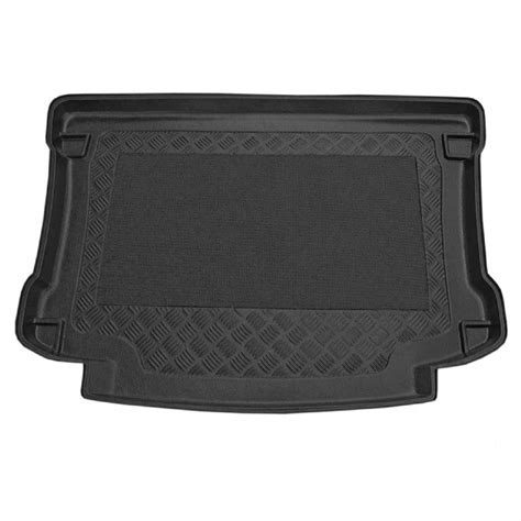Toyota Yaris Boot Liner Toyota Yaris Verso 2000 To 2006 Moulded Boot Mat From