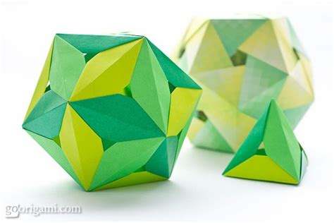 Modular Geometric Origami - 196 best origami images on paper crafts