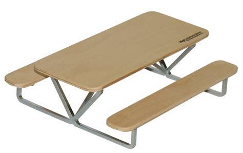 how big is a picnic table big picnic table thefingerboarder com