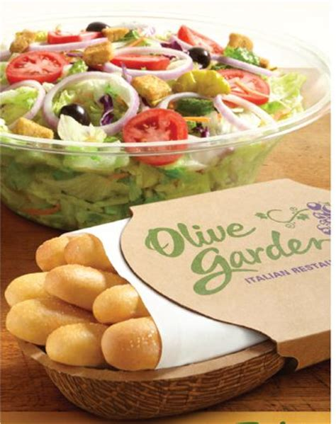 olive garden family meals to go