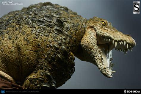 killer croc pre order the sideshow killer croc premium format figure