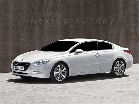 next car sunday peugeot 508 coupe outdoor
