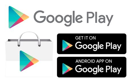 Play Store Badge Play Store Icon And Badges By Hsigmond On Deviantart