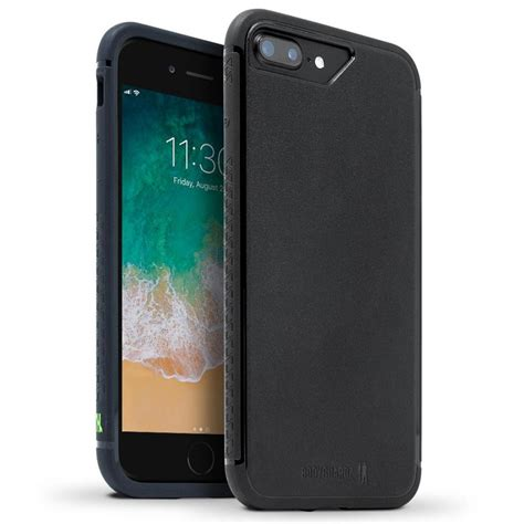 bodyguardz shock apple iphone 8 plus 7 plus black
