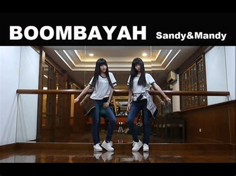 blackpink boombayah dance blackpink boombayah by sandy mandy dance cover youtube