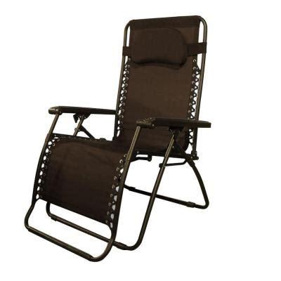 home depot zero gravity chair caravan sports infinity oversize brown zero gravity patio