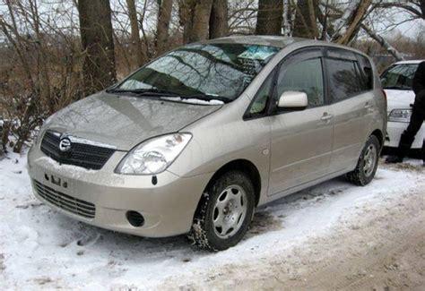 2001 Toyota Corolla Problems 2001 Toyota Corolla Spacio Pictures