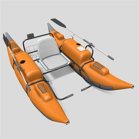 xpro inflatable boats inflatable pontoon boat 3d models cgtrader