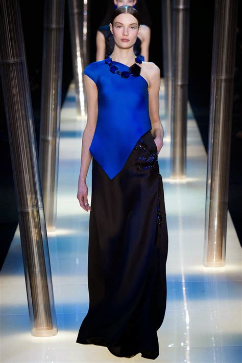 Runway Report Armani Prive Couture by Runway Report Couture Fashion Week Summer