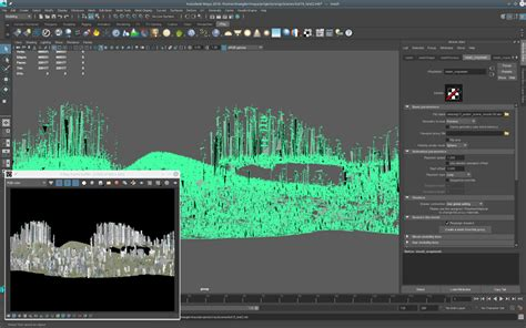 arcgis scene tutorial tutorial 19 vfx workflows with alembic cityengine