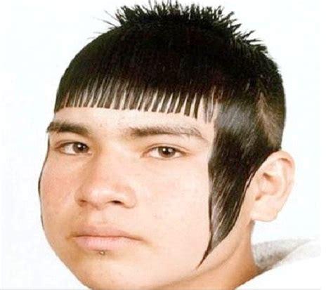 Elvis stein Weird Haircuts
