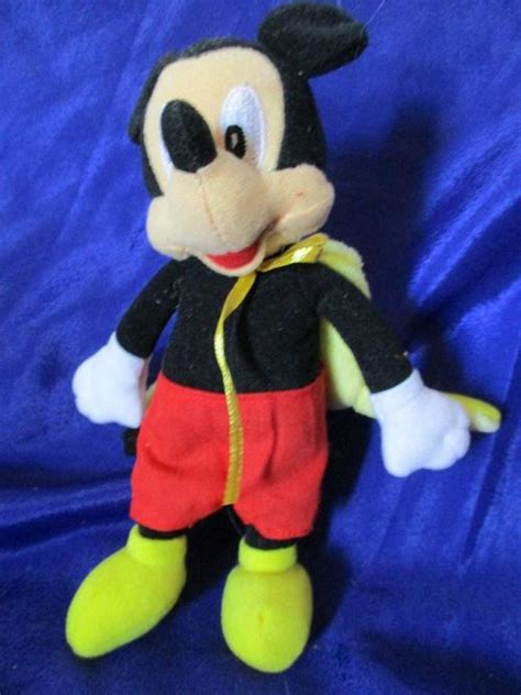 8564 Yellow Mickey Mouse character toys mickey mouse with yellow hat