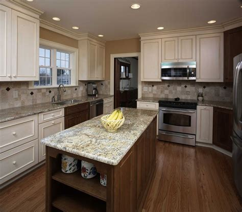 kitchen countertop and backsplash combinations kitchen counter design ideas photos and descriptions
