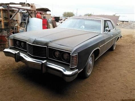 1974 ltd ford classic ford ltd for sale on classiccars 25 available