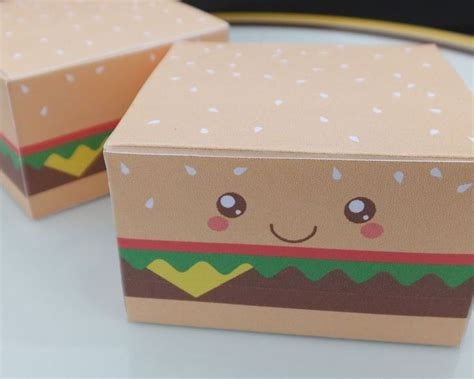 kawaii box template printable diy and crafts pinterest 211 best paper food images on pinterest papercraft