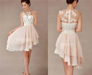 lace bridesmaid dress champagne bridesmaid dress cheap